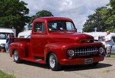 ✿Custom 1951 Ford Pick-Up✿