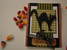 Reserved for 2 Valentine Spinners Halloween Boo, Halloween Cards, Happy Halloween, Cat Cards, Card Ideas, Household, Scrap, Thanksgiving, Invitations