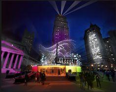Light Festival, Brooklyn Bridge, nyc http://nyfol.org/gallery/