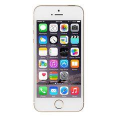 Refurbished iPhone 5S 16GB Straight Talk Gold 16GB (A1533)
