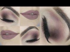 MINHA PALETA COM A JEQUITI - Valentine's Day Makeup Tutorial - https://www.youtube.com/watch?v=ATYMJhof8Jo