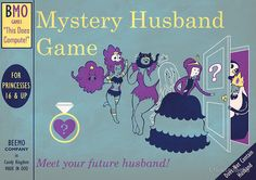 Mystery Husband by Christadaelia