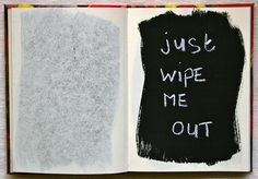 just wipe me out, via Flickr.