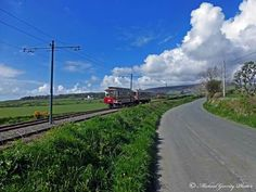 Tram at Maughold