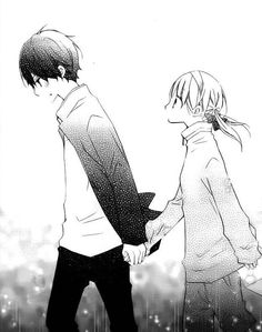 """ Because I'm your boyfriend … "" uso kano"