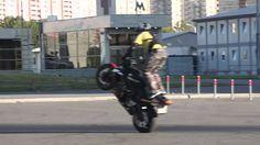 Stunt riding. Котельники.