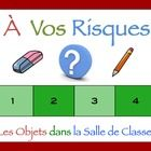 Interactive French Powerpoint Activity with Classroom Object Vocabulary