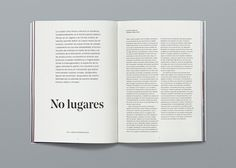 Rapport Magazine on Behance
