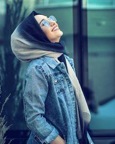 hijab and islam image Modern Hijab Fashion, Street Hijab Fashion, Arab Fashion, Muslim Fashion, Fashion Outfits, Fashion Muslimah, Hijab Elegante, Hijab Chic, Hijab Style Dress