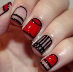 Stripes and Tape Nail Art Designs 2018, It may stun you to understand that decorating your nails isn't one thing that's recent, it's been occurring for thousands of years. The trends currently aren't any doubt a lot of advanced to not mention perpetually ever-changing. currently we've got henna and polymers and what have you ever. … … Continue reading →