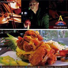 Esta noche la cita es en Angus Brangus con nuestra banda musical y nuestra exquisita comida.   #restaurantes #medellín #musicaenvivo #restaurantesenlaspalmas #parrilla #carnes #vinos #musicaenvivo
