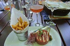 beef-tatar-figls Lokal, Beef, Restaurant, Good Food, Tips, Meat, Restaurants, Ox, Supper Club