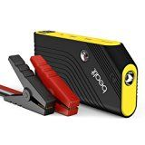 #1: Beatit  600A Peak 14000mAh 12-Volt Portable Car Jump starter Booster Battery Charger Power Bank Vehicle Emergency Kit Compass & Built-in LED Flashlight (B9 Yellow/Black) http://ift.tt/2c0uf8l https://youtu.be/3A2NV6jAuzc