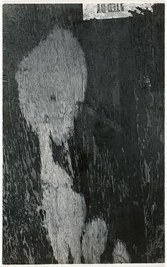 Aaron Siskind - New Jersey (1950)