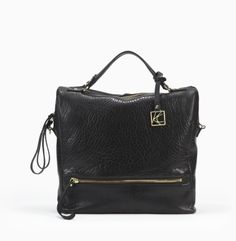 Square Dance Tote. Kenneth Cole New York.