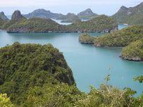 Mu koh ang thong (depuis Koh samui ou depuis la côte)