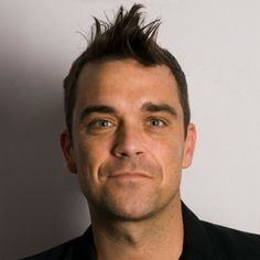 Cheeky Chappie Robbie Williams, good singer and entertainer.