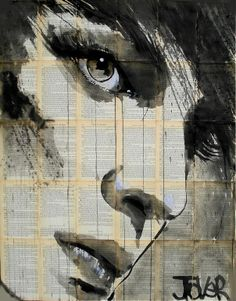 "Saatchi Online Artist: Loui Jover; Pen and Ink, 2013, Drawing ""reason"""