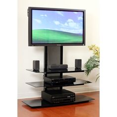 36 Inch Tall Tv Stand With Fireplace.Electric Fireplace Adds Romanticism To Your Living Room. Wood TV Stand With Fireplace For TVs Up To 60 Black Corner Tv Stand, Black Glass Tv Stand, Corner Tv Stands, Corner Tv Unit, Corner Sofa, Small Corner, Tv Stand With Swivel Mount, Swivel Tv Stand, Tv Stand With Drawers