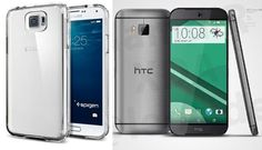 Samsung Galaxy S6 versus HTC One m9