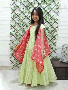HappyShappy - India's Own Social Commerce Platform Kids Indian Wear, Kids Ethnic Wear, Little Dresses, Little Girl Dresses, Girls Dresses, Baby Dresses, Wedding Dresses, Kids Lehenga Choli, Anarkali