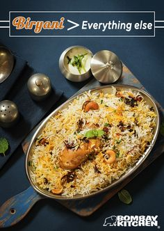 Chicken biryani recipe google android app download this app for happiness is a plateful of biryani from bombaykitchen visit your nearest indian forumfinder Gallery