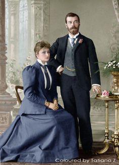 Nicholas and Alexandra (1894)