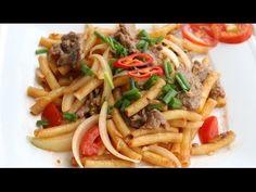 Recipe: Nui Xào Bò – Vietnamese Style Pasta