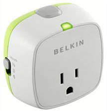 Belkin Conserve Socket™ Power Outlet Timer @ Staples®.  Automatically turns off power when device has been charged to save energy, and it's way better for your phone's battery