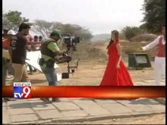 TV9 Filmy: Ajay Rao, Pranitha in 'Second Hand Love' - Romantic Song Shoo...