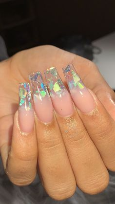 In look for some nail designs and some ideas for your nails? Here is our listing of must-try coffin acrylic nails for stylish women. Aycrlic Nails, Glam Nails, Best Acrylic Nails, Acrylic Nail Designs, Colored Acrylic Nails, Jelly Nails, Fire Nails, Perfect Nails, Nails Inspiration
