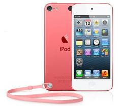 APPLE iPod touch 32 GB pink (5th generation) - NEW