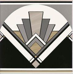 1000+ ideas about Art Deco Pattern on Pinterest | Art Deco Fabric, Art ...