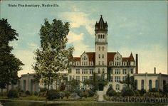 Nashville TN State Penitentiary