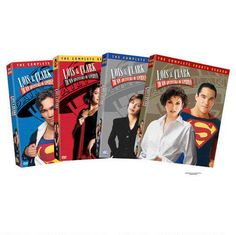 lois and clark complete series