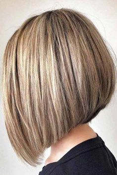 Best Bob Hairstyles & Haircuts for Women - Hairstyles Trends Cute Bob Haircuts, Stacked Haircuts, Angled Bob Haircuts, Bob Haircut With Bangs, Blonde Haircuts, Wavy Bob Hairstyles, Graduated Bob Haircuts, A Line Haircut, 2015 Hairstyles