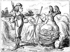 Alice's Abenteuer im Wunderland von Lewis Carroll - Text im Projekt Gutenberg
