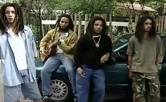 Julian, Ziggy, Stephen, and Damian.