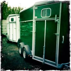 Ifor Williams Horse Trailers.
