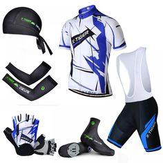 X-Tiger Summer Big Cycling Set ! Cycling Jersey MTB Bicycle Cycling Clothing Maillot Ropa Ciclismo Bike Clothes Cycling Set Price: 62.70 & FREE Shipping #staysafe #practicesafetyguidlines #fashion|#sport|#tech|#lifestyle Cycling Wear, Cycling Outfit, Mtb Shorts, Shorts Tights, Bicycle Clothing, Cycling Clothing, Coach Purses Outlet, Mtb Bicycle, Motorcycle Gloves
