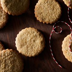 Great great grandma's Sugar Cookies. A lightly-spiced, crisp-chewy sugar cookie that spans generations