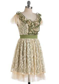 Vine All Mine Dress, #ModCloth