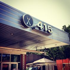 """RESTAURANT 415 