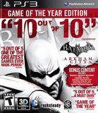Batman: Arkham City - Game of the Year Edition - PlayStation 3, Multi