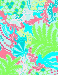 Lilly Pulitzer Prints - Most Popular Lilly Pulitzer Patterns - Checking In -  Resort 2009