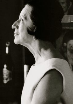 Diana Vreeland. A visionary with no excuse. Truly an inspiring woman.