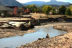 Colorado flood recovery process is a lesson in who owns the river