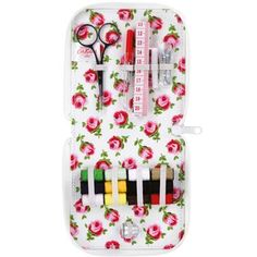 Sewing kit - perfect for my purse, and pretty ROSES $20