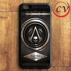 Assasins Creed Iv Black Flag Edition iPhone 6 Plus | iPhone 6S Plus Case