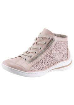 Rieker Sneaker, mit Perforation online kaufen   OTTO